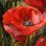 Tuscan Poppies Chelsea Collection Graham Fine Art Muse News