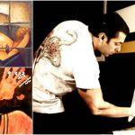 Unseen Paintings Made Salman Khan Which Fall Love Filmymantra