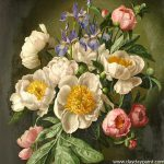 Vackra Famous Flower Paintings Pinterest Vincent Van