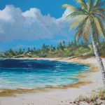 Vieques Island Paintings Nancy Hogan