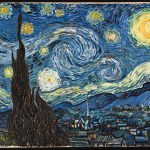 Vincent Van Gogh Starry Night Voices