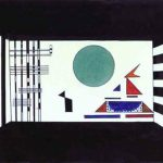 Wassily Kandinsky Synthesis Arts Exhibition Modest