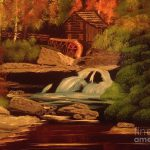 West Virginia Grist Mill Tim