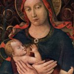 Why Babies Medieval Paintings Look Like Ugly Old Men