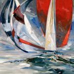 Willard Bond Painter Yachting Life Dies New York