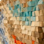 Wood Wall Rustic Art Sale Sculpture Abstract Painting