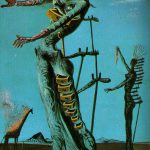 World Visits Great Hero Salvador Dali Paintings