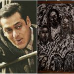 Wow Salman Khan Paints Special Masterpiece Sets Tubelight Bollywood