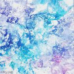 Year Old Has Donated Over Charity Painting Galaxies Bored